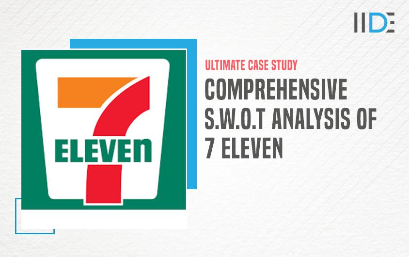 7 eleven brand logo - SWOT Analysis of 7 Eleven | IIDE