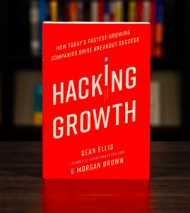 Digital Marketing Books - Hacking Growth by Seth Ellis & Morgan Brown