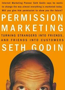 Digital Marketing Books - Permission Marketing - Seth Godin