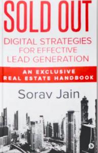 Digital Marketing Books - Sold Out by Sorav Jain