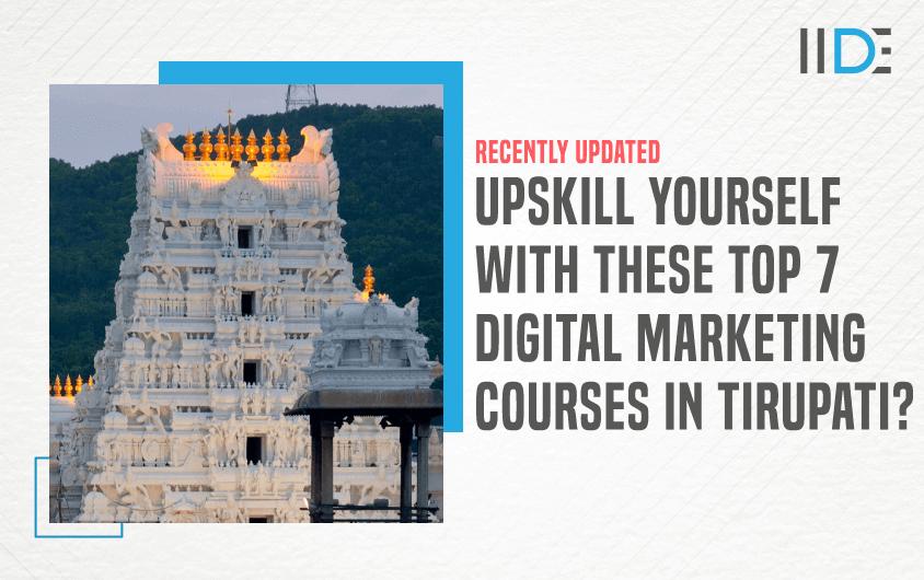 Digital Marketing Courses in Tirupati