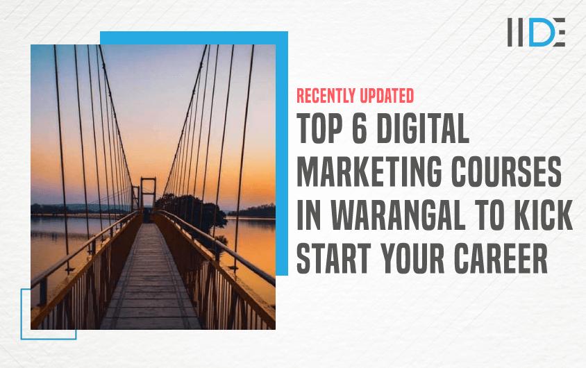 Digital Marketing Courses in Warangal