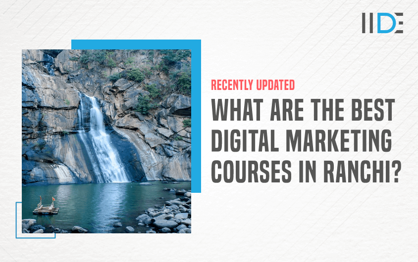 Digital marketing courses in Ranchi - Featured image