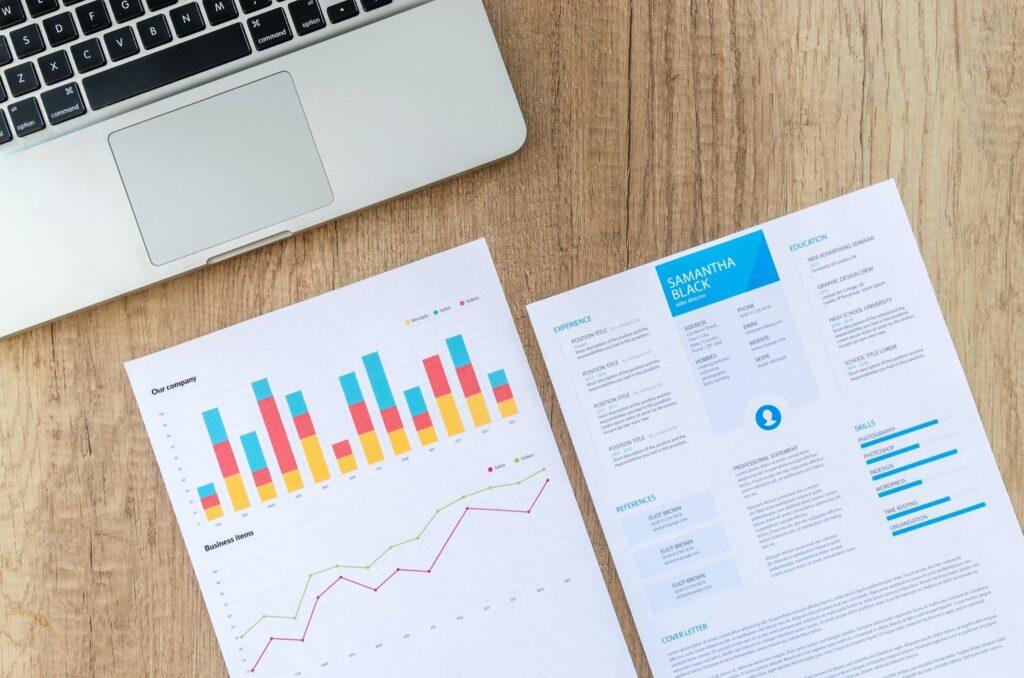 Digital marketing resume -format