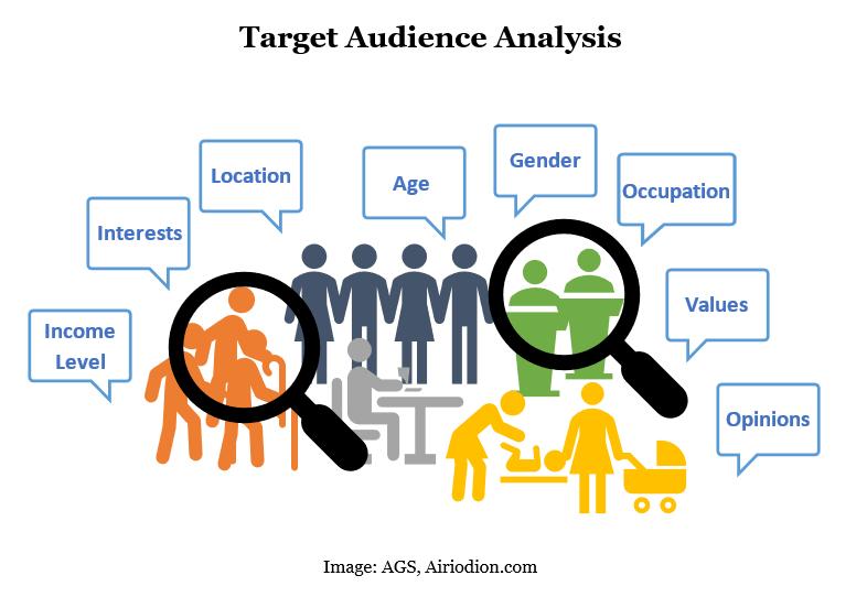 Digital marketing tips - target-audience-analysis