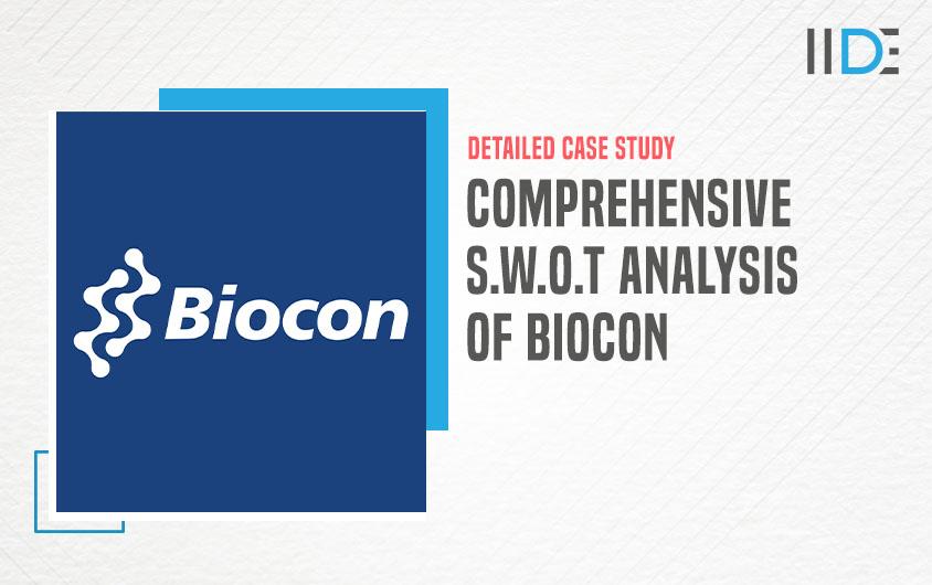 SWOT Analysis of Biocon featured image | IIDE