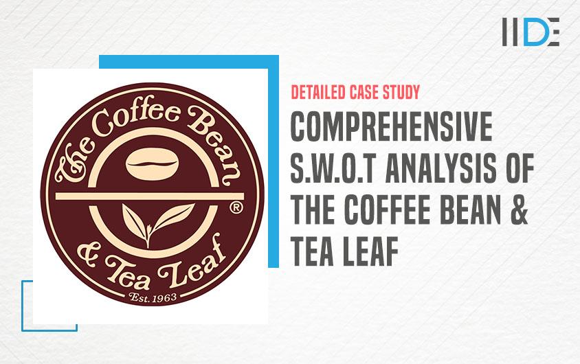 SWOT analysis of the coffee bean and tea leaf | IIDE