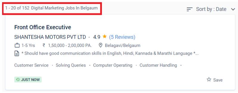 digital marketing courses in Belgaum