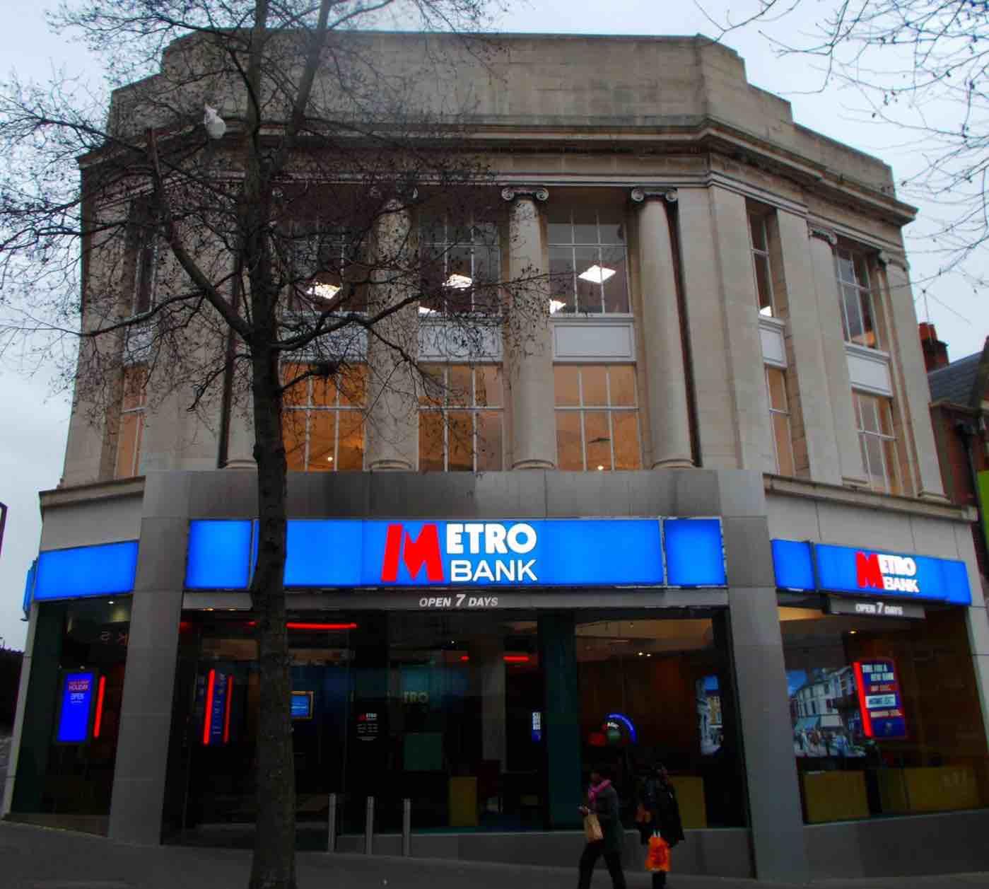 Metro Bank SWOT Analysis - metro bank location   IIDE