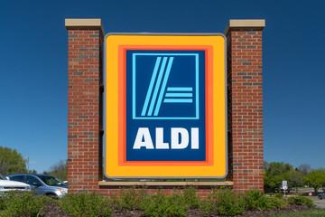 SWOT Analysis of Aldi - aldi brand logo | IIDE