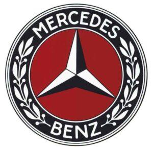 SWOT Analysis of Mercedes Benz - Mercedes Benz brand logo | IIDE