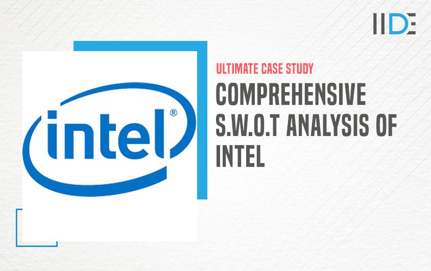 Intel Brand Logo - SWOT Analysis of Intel - logo | IIDE