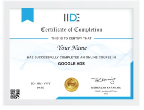 ppc Courses in Indore - certification