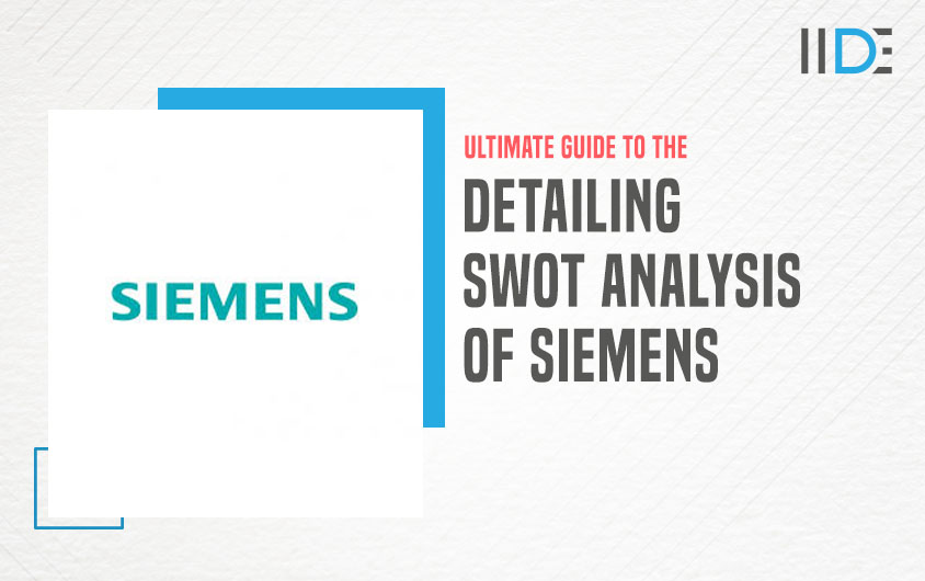 Siemens Brand Logo - SWOT Analysis of Siemens - logo | IIDE