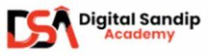 social media marketing courses in ahmedabad - digital sandip academy logo