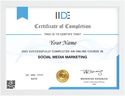 social media marketing courses in delhi - social media marketing certification