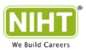 social media marketing courses in kolkata - NIHT Logo