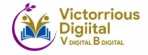 social media marketing courses in pune - victorrious digiital logo