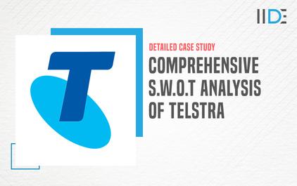 SWOT Analysis of Telstra | IIDE