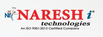 wordpress Courses in hyderabad - naresh technologies logo