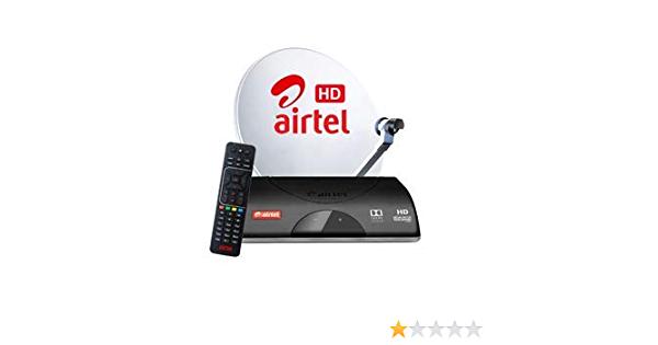 Airtel Dish Antenna   Marketing mix of Airtel
