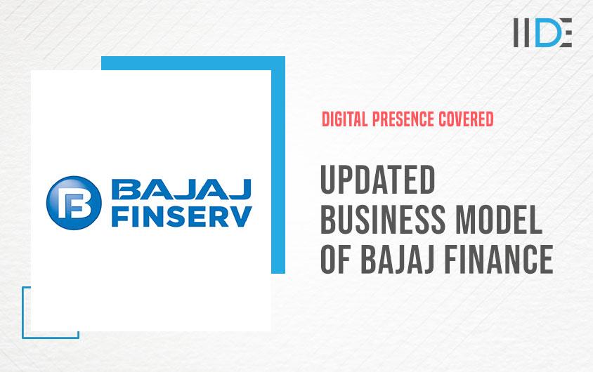 Business Model of Bajaj Finance | IIDE