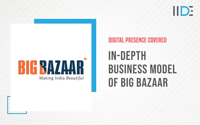 In-Depth Business Model of Big Bazaar | IIDE