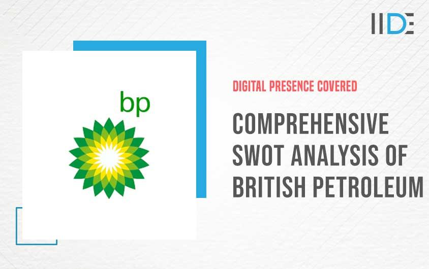 SWOT Analysis of British Petroleum | IIDE