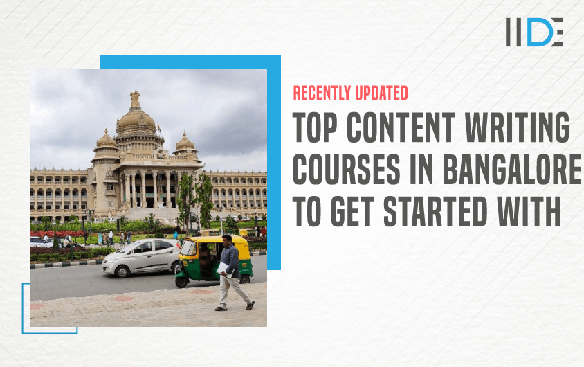 Content Writing Courses in Bangalore - Featured Image