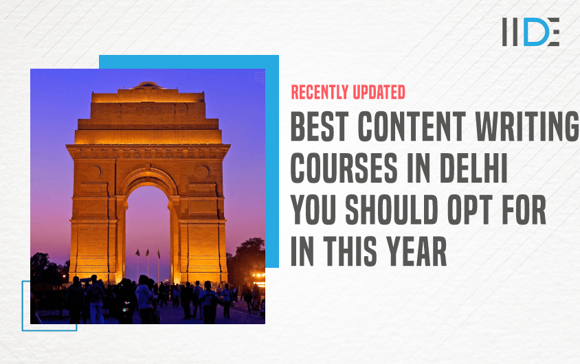 Content Writing Courses in Delhi - Featured Image