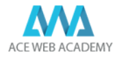 Content Writing Courses in Hyderabad - Ace Web Academy Logo