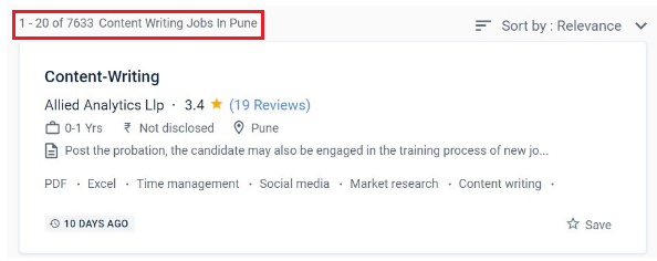 Content Writing Courses in Pune - Content Writing Job Opportunities