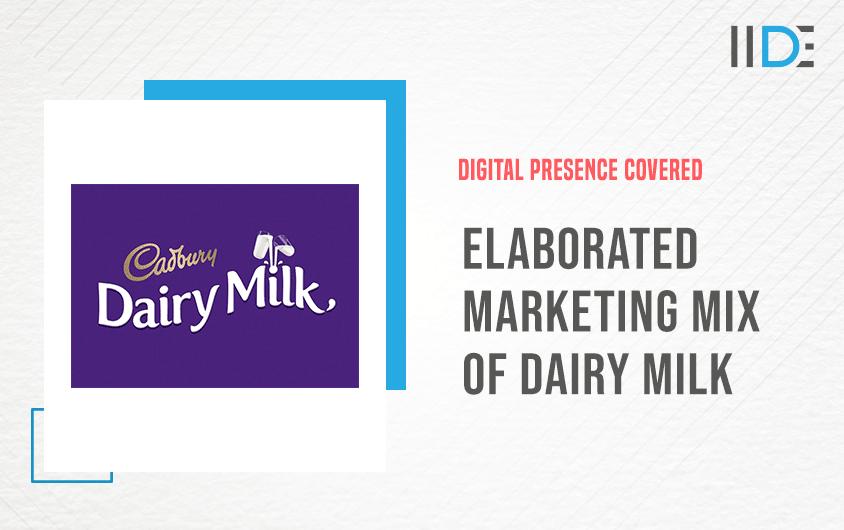 Marketing Mix Of Dairy Milk | IIDE