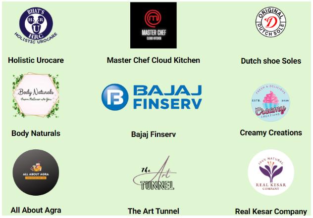 Digital Marketing Agencies in Agra - Dtroffle Clients