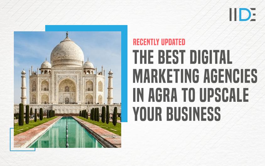 Digital Marketing Agencies in Agra - Featured Image
