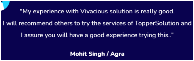 Digital Marketing Agencies in Agra - Vivacious Solution Client Review
