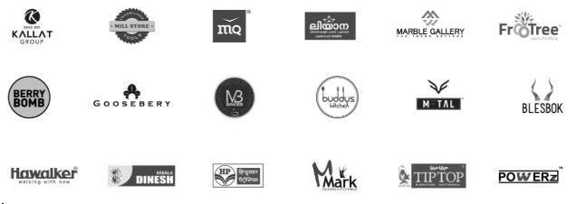 Digital Marketing Agencies in Calicut - Creative Monkey Clients