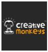 Digital Marketing Agencies in Calicut - Creative Monkey Logo