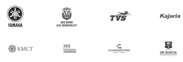 Digital Marketing Agencies in Calicut - Makkani Productions Clients