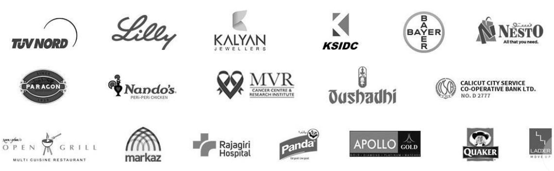 Digital Marketing Agencies in Calicut - Netstager Clients