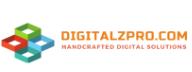 Digital Marketing Agencies in Faridabad - Digitalz Pro Logo