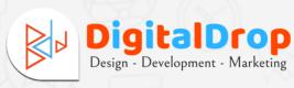 Digital Marketing Agencies in Goa - Digital Drop Logo