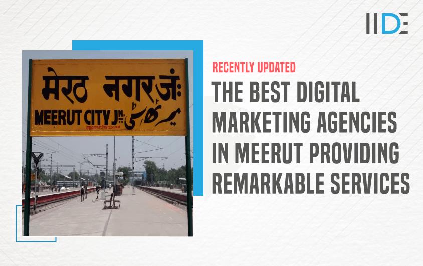 Digital Marketing Agencies in Meerut - Featured Image