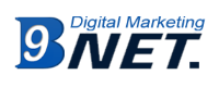 Digital Marketing Companies in Bhubaneswar - B9NET Logo