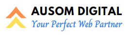 Digital Marketing Companies in Coimbatore - Ausom Digital Logo