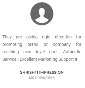 Digital Marketing Companies in Coimbatore - Creative Point Client Review