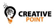 Digital Marketing Companies in Coimbatore - Creative Point Logo