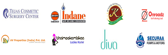 Digital Marketing Companies in Coimbatore - Webnox Technologies Clients