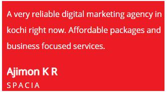 Digital Marketing Companies in Ernakulam - Digital Folkz Client Review