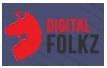 Digital Marketing Companies in Ernakulam - Digital Folkz Logo
